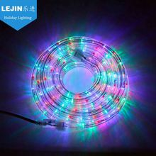 Brand new colorful led neon rope light lumaflex Outdoor decoration outdoor decoration