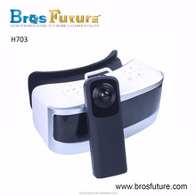 OEM Factory Wholesale 360 Panoramic Camera IP 360 Degree camera Sport Action Dual-lens Panoramic VR CAM,H703