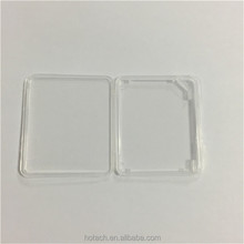 High quality factory Small Size SD Memory Card Plastic Case
