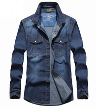2017 spring jacket men denim men jacket model