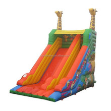 the most popular inflatable giraffe slide artwork , inflatable ainmal dry slide , inflatable dry slide