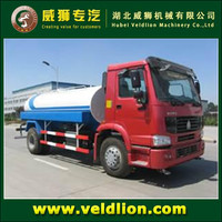 SINOTRUK HOWO Fuel Oil Water Tank