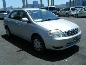 2003 TOYOTA COROLLA X LTD /NZE124-3004552/ Used Car From Japan (45307)