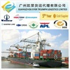 China shipping container (DDU DDP) from Guangzhou Shenzhen Shanghai to Houston