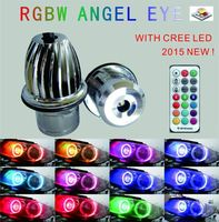 60RGBW dmx rgb outdoor led flood light for b_m_w germany used cars led angel eye