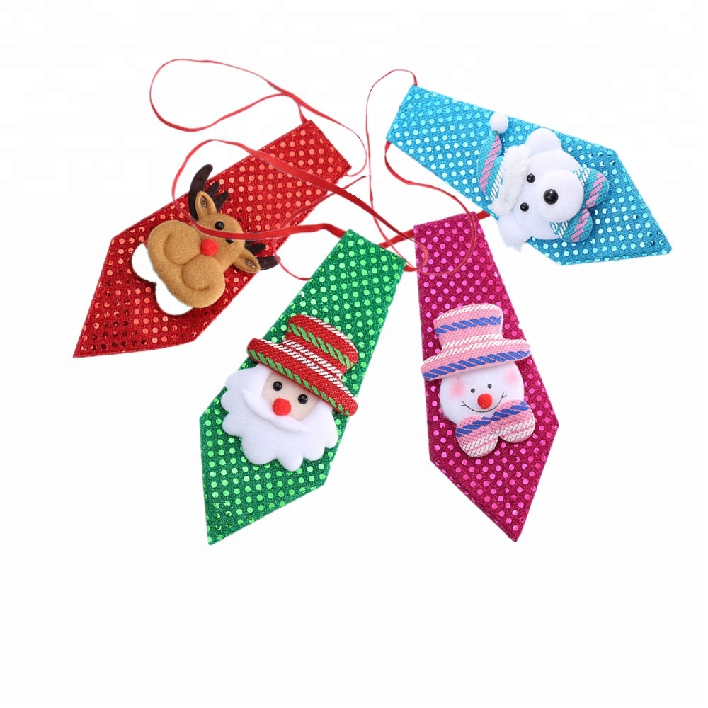 happy christmas party supplies tie christmas favor for christmas <strong>decorations</strong>