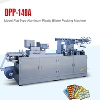 PLASTIC FISHING LURES ALU PVC BLISTER PACKAGING MACHINE