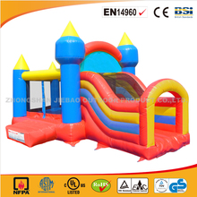 Commercial Use Super Castle Bouncer With Slide/Hot Sale Cheap Inflatable Bouncy Castle For Kids/Cheap Jumping Castle With Slide