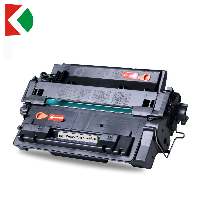 CE255A 55A Toner Cartridge For HP Laserjet P3015 P3015D P3015Dn P3015X printer