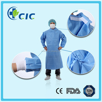 high quality surgical disposable sterile surgery gown free medical certificate sample