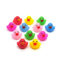 EN71 Passed OEM Mixed Color duck toy