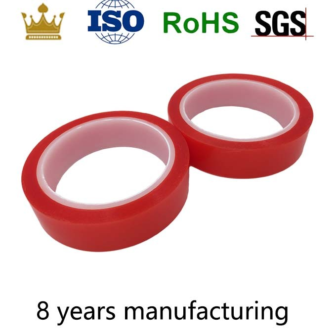 Extra Strong PET Polyester Double Sided Adhesvie Tape