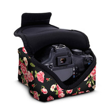Waterproof Camera Sleeve with Neoprene Camera Bags Belt Loop
