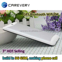 Dual core Phone Tablet pc 7 inch Android 4.4 Tablet 512M Ram 4G ROM 3G GSM +Bluetooth+GPSwith sim