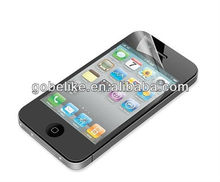 High Transparancy screen protector for iphone4/iphone 4S