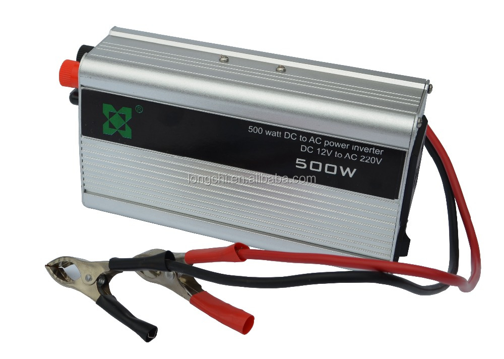 300W 500W mini micro car power inverter with cigarette lighter