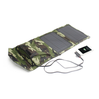 Solar Charger Backpack with 7W Solar panel