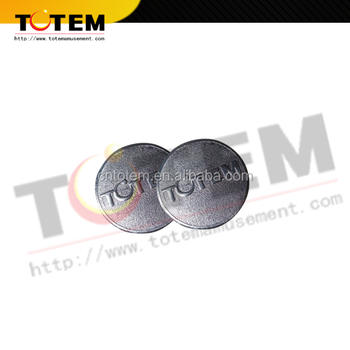 Customized game token/token coin for game machine/crane machine