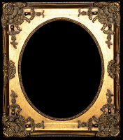 Wholesale chinese style wood carved picture frames for mirror