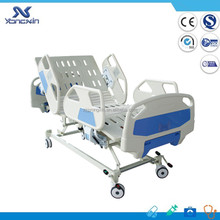 YXZ-C-502 Full Electric Mobile Medical Hospital Beds, Intensive Care Beds For Disabled