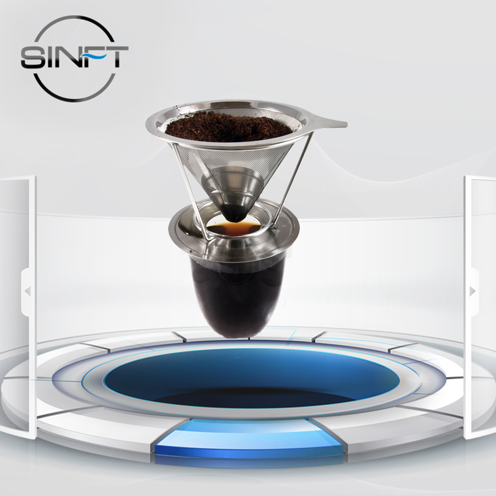 Brewing Cone Coffee Filter For Chemex Coffee Maker China Supplier - Buy Brewing Cone Coffee ...