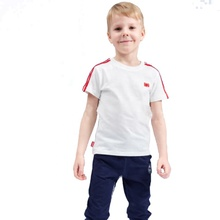 Kid's Casual Cotton Clothing <strong>Boy's</strong> Fashion Forward Short Sleeve <strong>T-shirt</strong>
