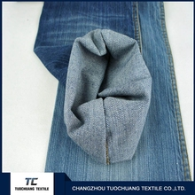 Good price 11oz TWILL 100% cotton jeans denim With Long-term Service