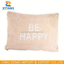Customized high quality memory foam back support cushion