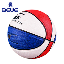 Factory 4 Pillar promotion hign quality PU training custom basketball ball