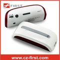 High Quality 4400mah mobile charger power bank function as 3G wifi router factory