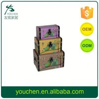 Customizable Elegant Free Samples Wooden Tea Chest
