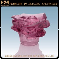 Flower perfume bottle cap,perfume cap