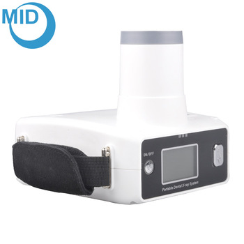 Graphic LCD Window Digital Dental Portable X Ray Systems