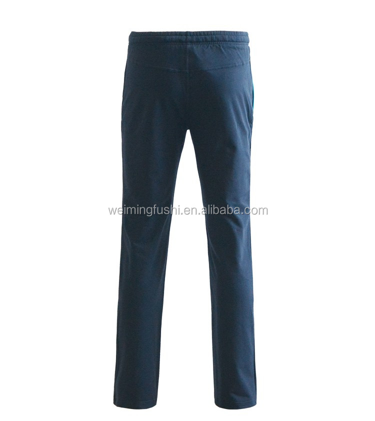 OEM Latest Top Design Men's 2 Piece Jacket Pants Slim Fit Tracksuit