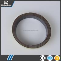 Custom made hot sale strong permanent rubber magnetic tape