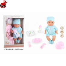 3d mini silicone baby alive doll toys pvc vinyl oem baby doll for kids play mini baby doll