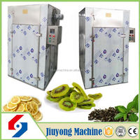 Automatic high efficiency vegetable and fruit drying equipment