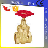 LB-Guten Top Good Quality Wholesale 1 inch pn20 Brass Gate Valve Price