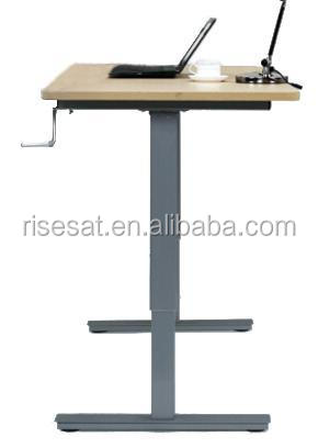 ikea sit stand desk manual