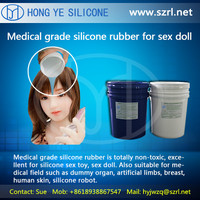 Medical grade silicone rubber for men penis ---- Silicone Rubber Manufacturer