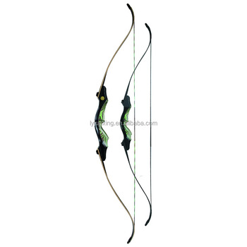 "junxing sports F175 youth archery 54"" take down bow for hunting 15-30lbs youth bow"