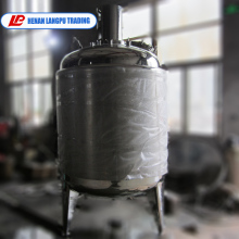 price of stainless steel electric heating mixing tank mixer for chemical