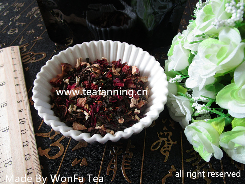 Herbal tea blending custom tea for you