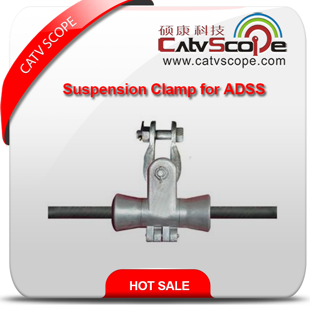 ADSS Fiber Optical Cable Suspension Clamp