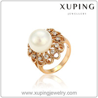 13033- best gift xuping fashion imitation and turkish 18k gold colorJewelry gold xuping fashion ring