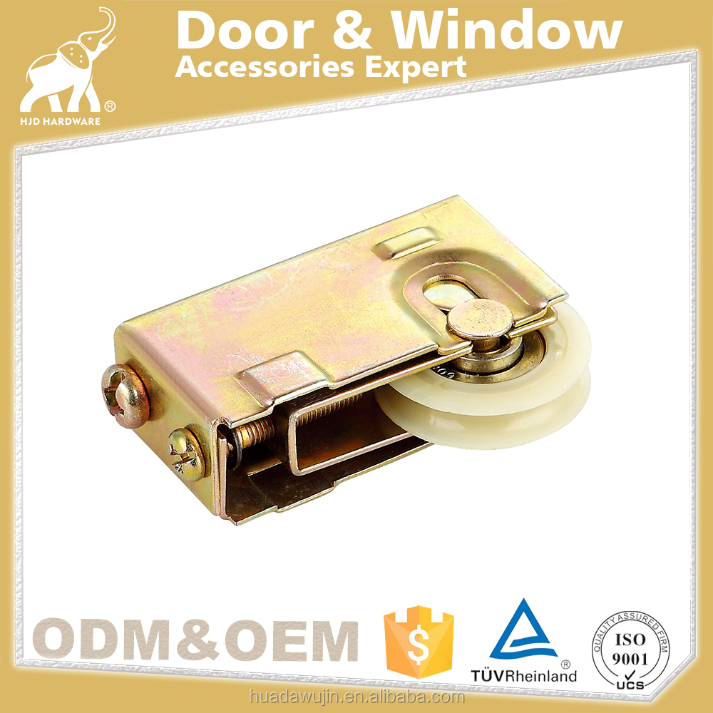Aluminium sliding door nylon roller