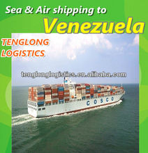container ship to La Guaira and Puerto Cabello of Venezuela from Qingdao Beijing