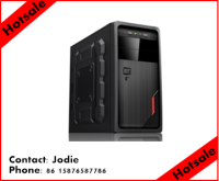 2015 promotion B series desktop computer cabinet , with power supply gaming computer case