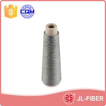 Stainless steel fiber used for electrotherapy devices