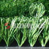 Hot Sale! Soccer field artificial turf with rubber granule infills